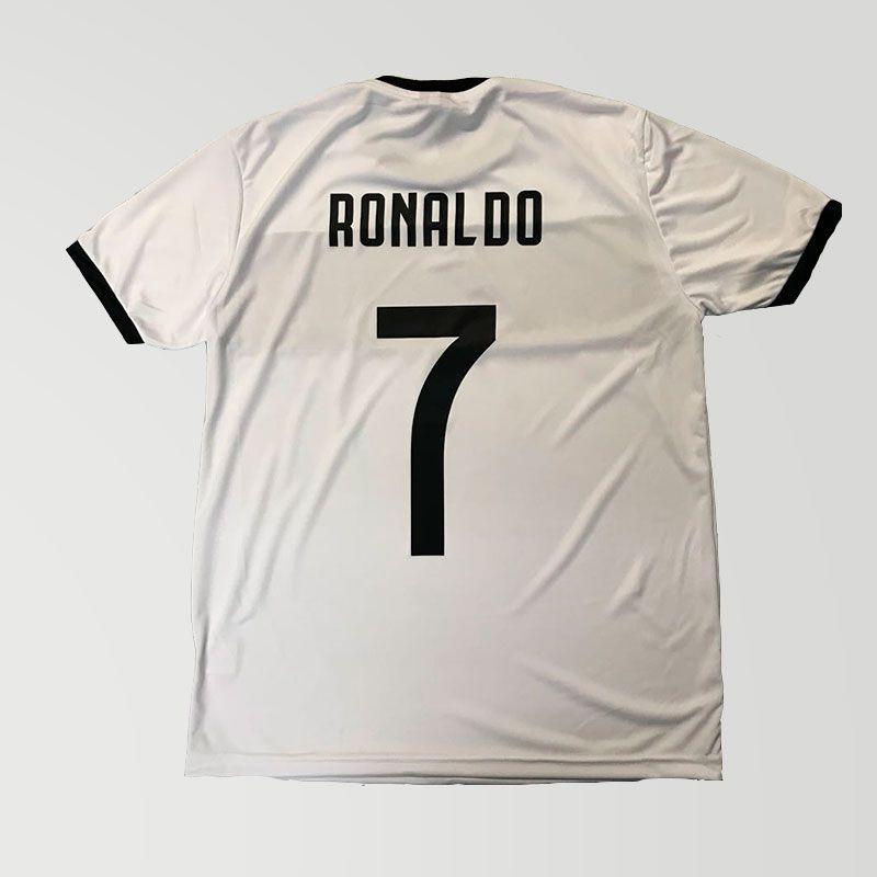 Camisa Juventus II Classic N7 Ronaldo