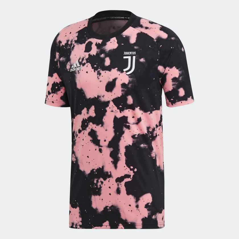 Camisa Juventus Pré-Jogo Adidas 2019/20