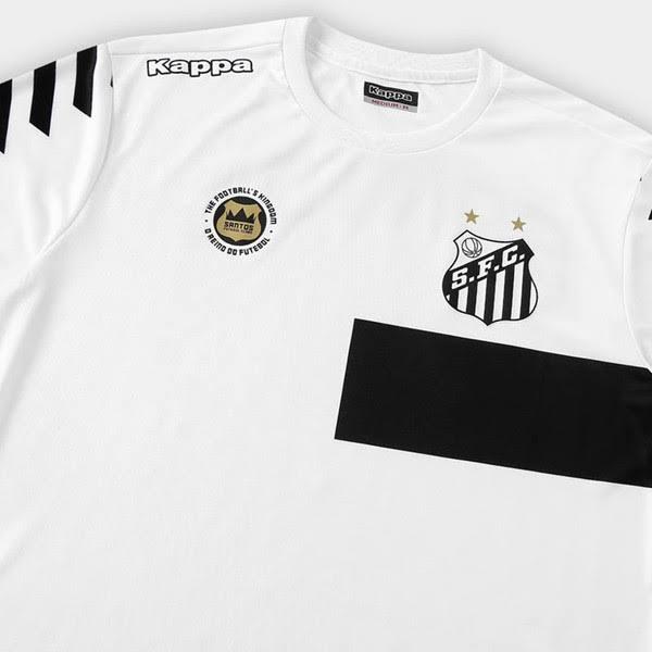 Camisa Kappa Santos Treino 2017/18