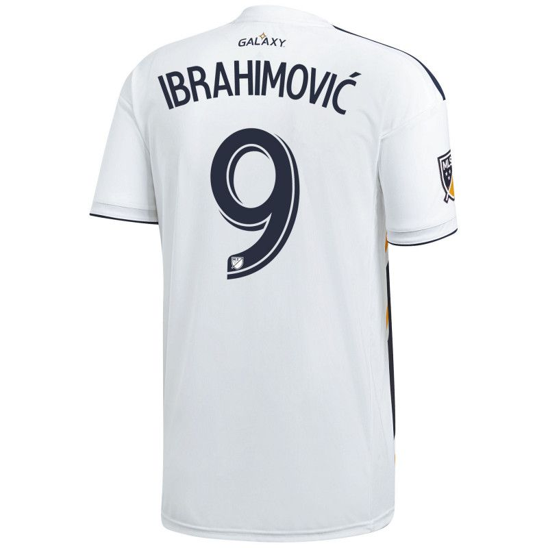 Camisa LA Galaxy Home 2019-20