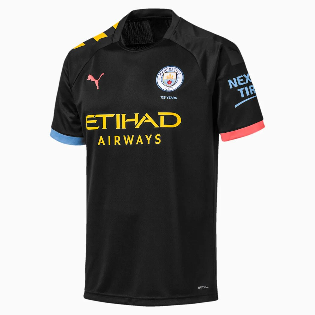 Camisa Manchester City Away Puma 2019/20