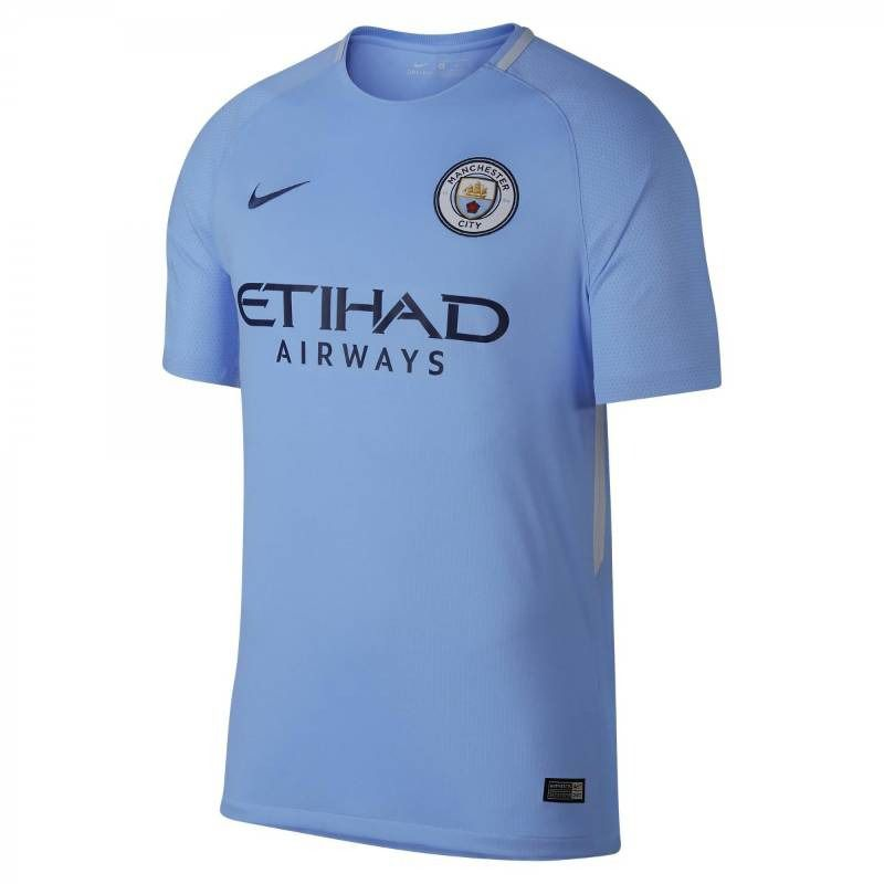 Camisa Manchester City Home Nike 2017