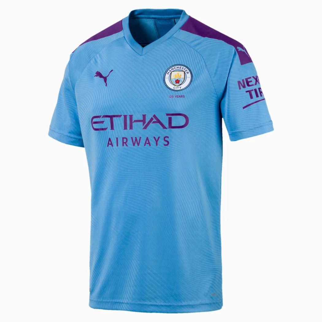 Camisa Manchester City Home Puma 2019-20
