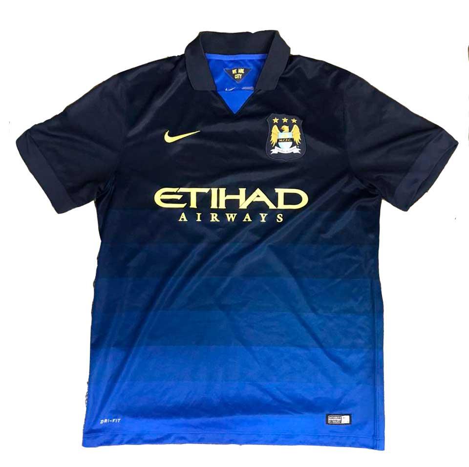 Camisa Manchester City II Nike 2015