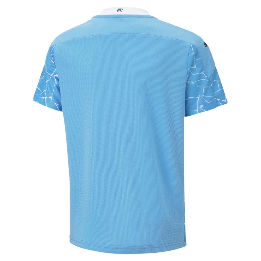 Camisa Manchester City OF. 1 JR 2020/21