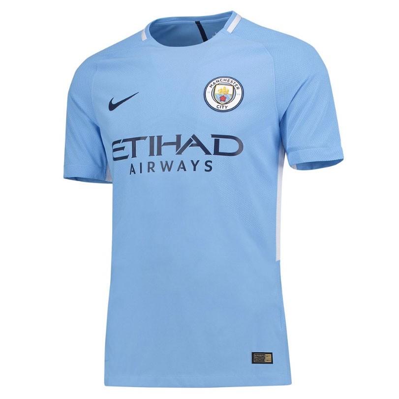 Camisa Manchester City I Home 2017/18 #33 G.JESUS