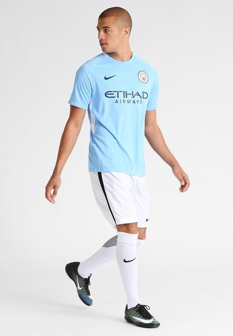 Camisa Manchester City I Home 2017/2018