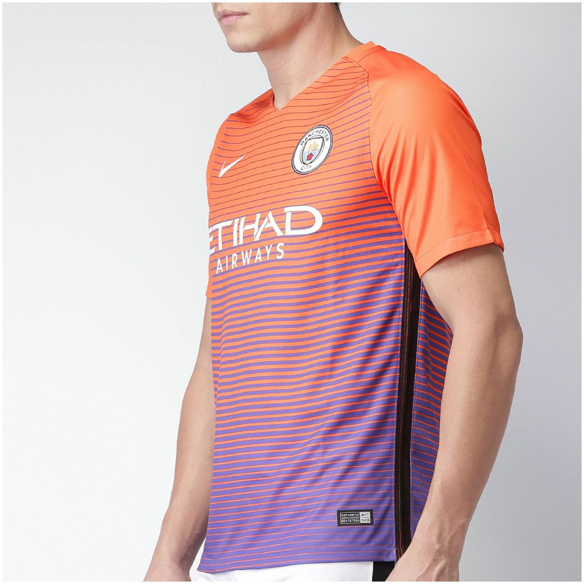 Camisa Manchester City Third Nike 2016