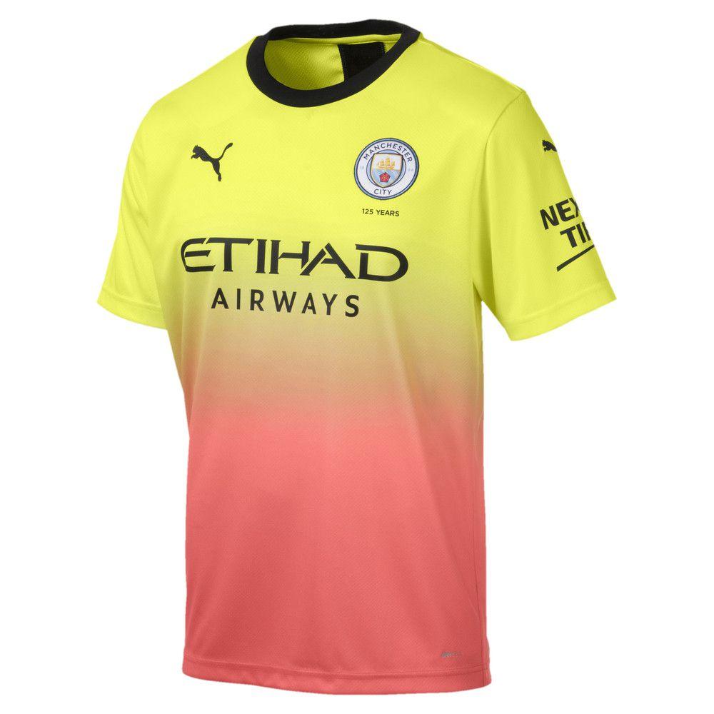 Camisa Manchester City Third Puma 2019/20
