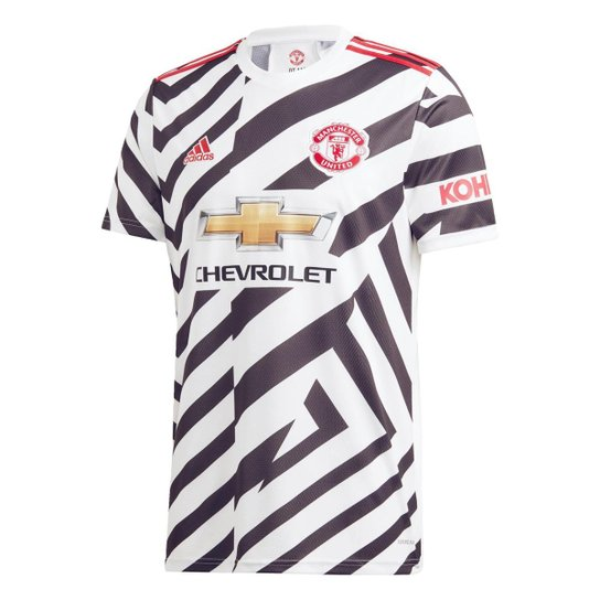Camisa Manchester United 3RD 2020/2021