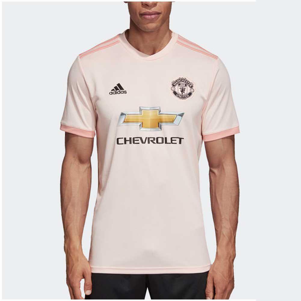 Camisa Manchester United Away Adidas 2018