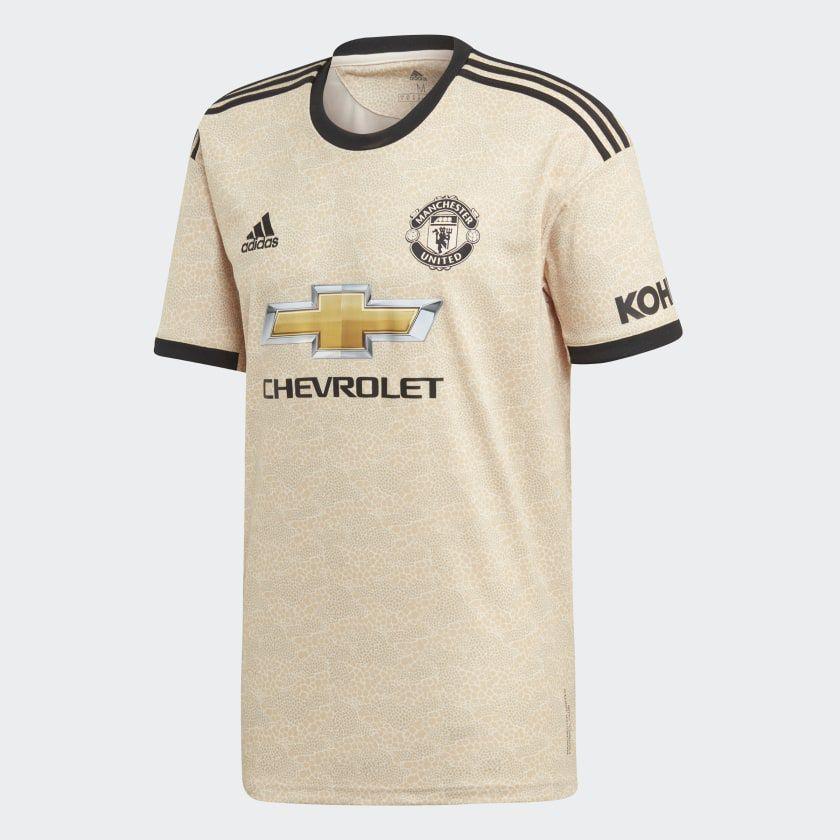 Camisa Manchester United Away Adidas 2019-20