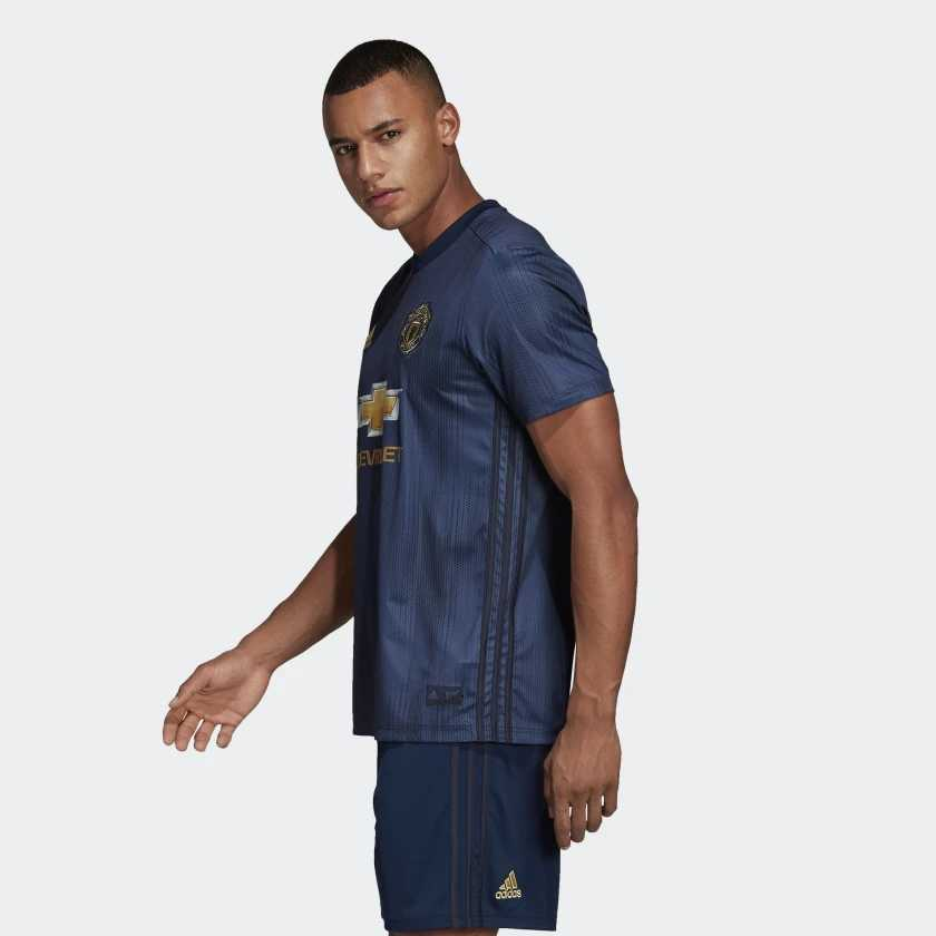 Camisa Manchester United Third Adidas 2018/19