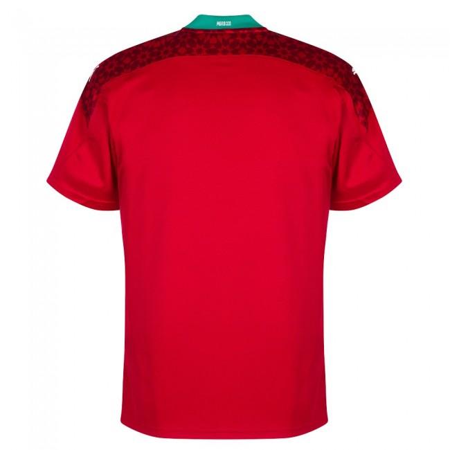 Camisa Marrocos I Home 2020/2021 Masculino