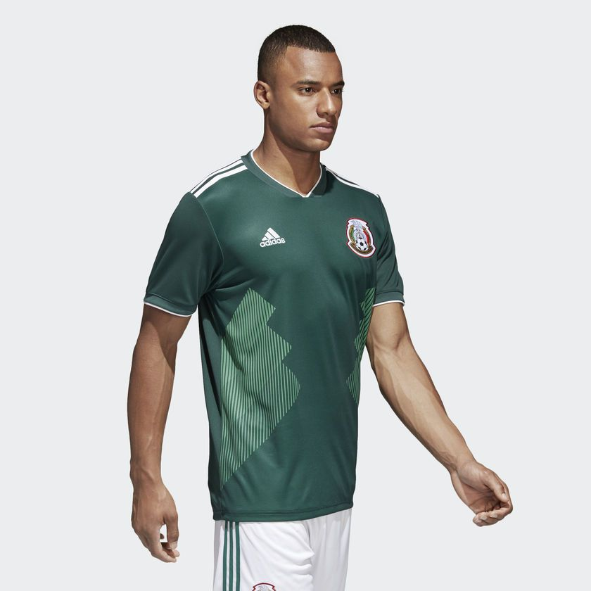 Camisa México Home Adidas 2018