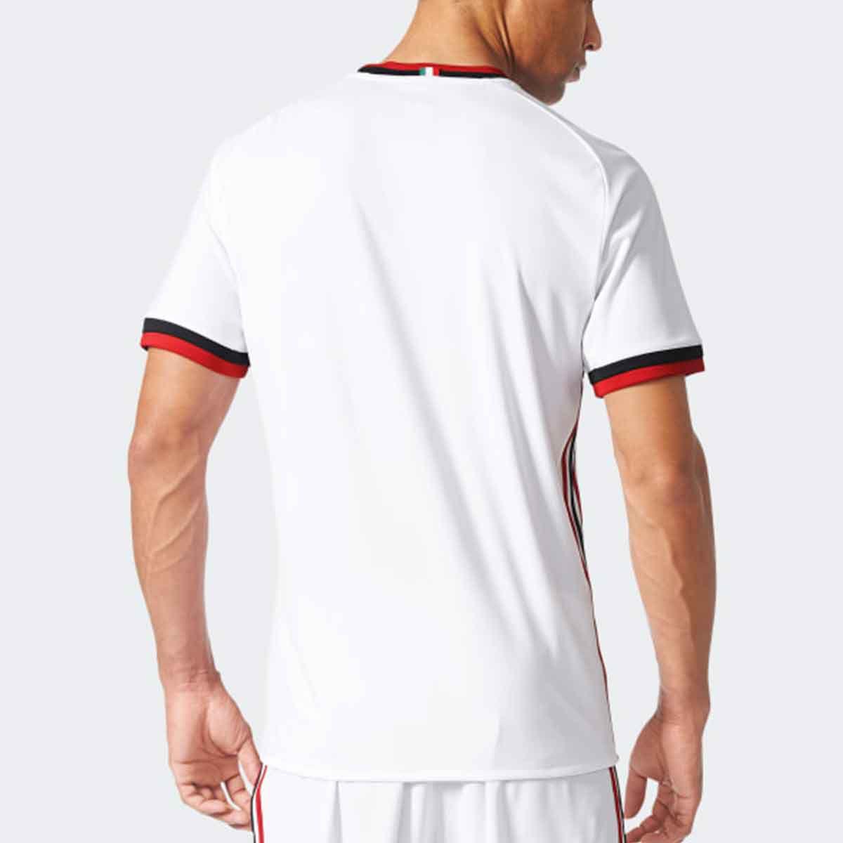 Camisa Milan Away Adidas 2017