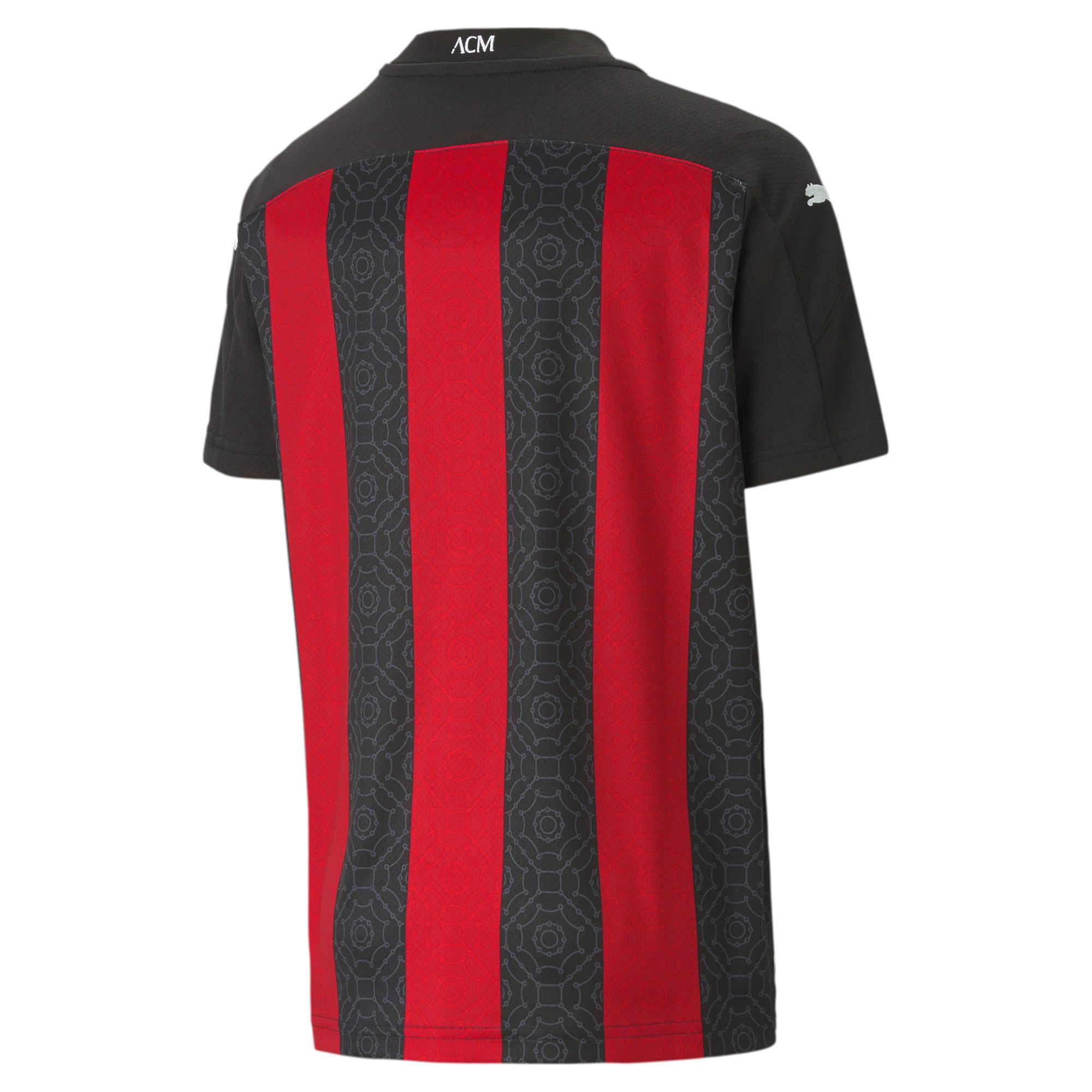 Camisa Milan OF. 1 JR 2020/21