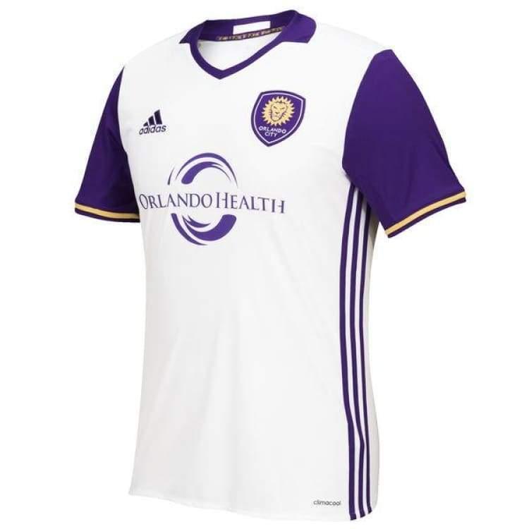 Camisa Orlando City Away Adidas 2016
