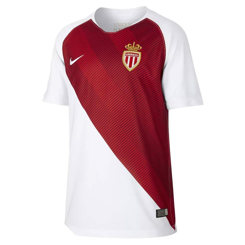 Camisa Monaco Home Nike 2018-19