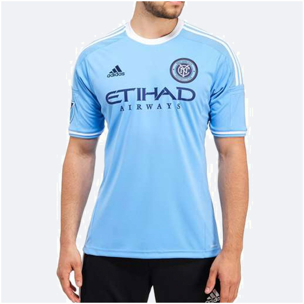 Camisa New York City Home Adidas 2016