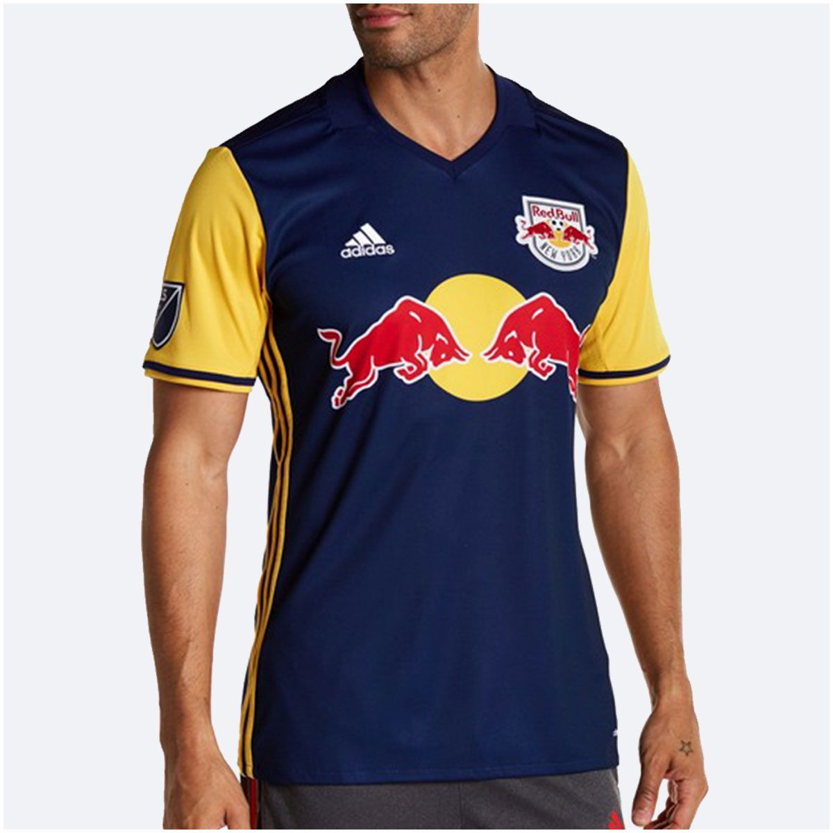 Camisa New York Red Bulls Away Adidas 2016