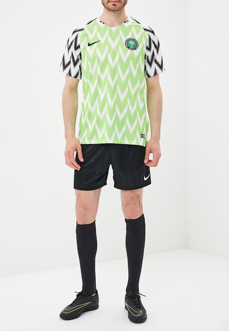 Camisa Nigéria I 2018/2019 Masculina