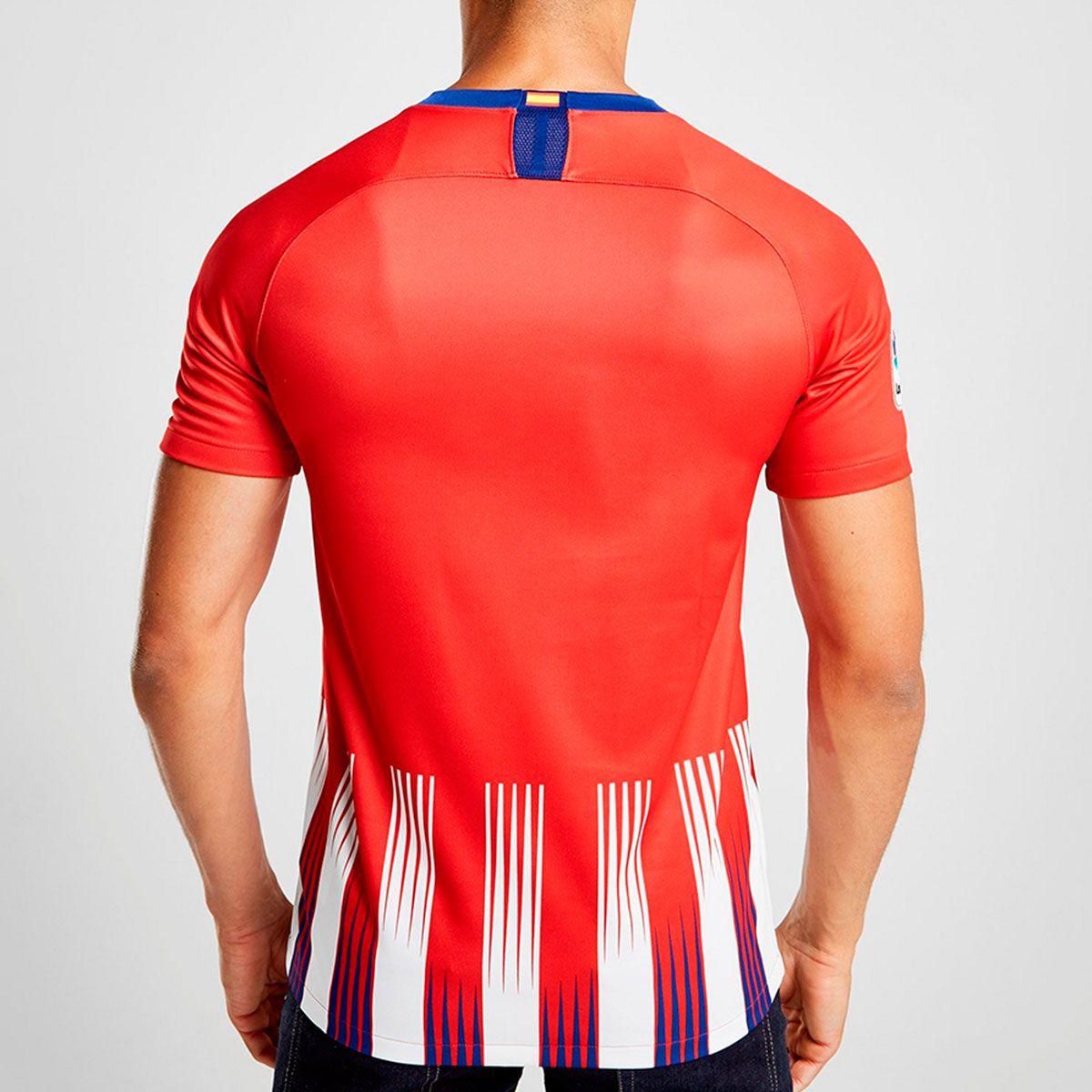 Camisa Nike Atlético de Madrid I 2018/19 Torcedor Masculina