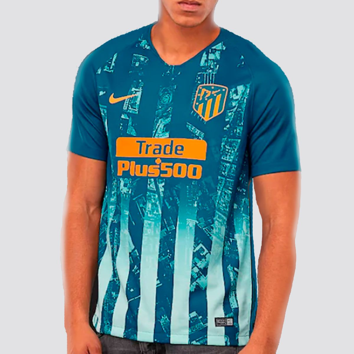 Camisa Atlético de Madrid Third Nike 2018