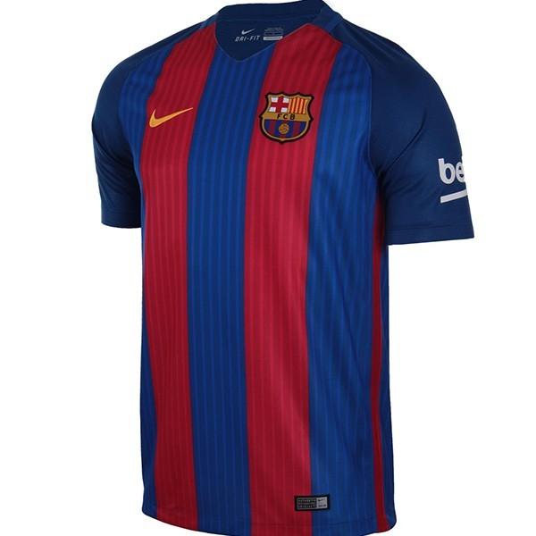 Camisa Barcelona I Home 2016/2017 - Infantil
