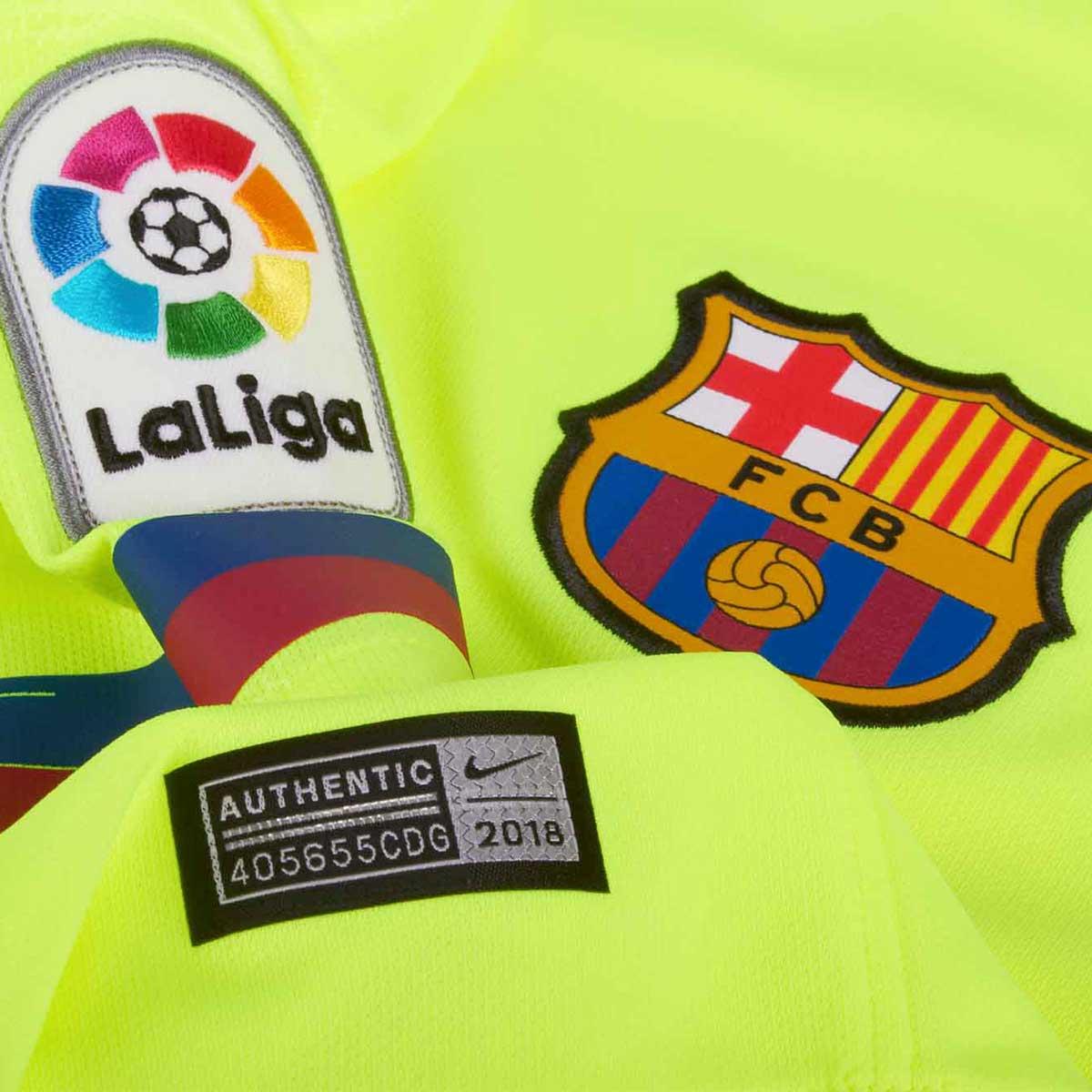 Camisa Barcelona Away Nike 2018-19
