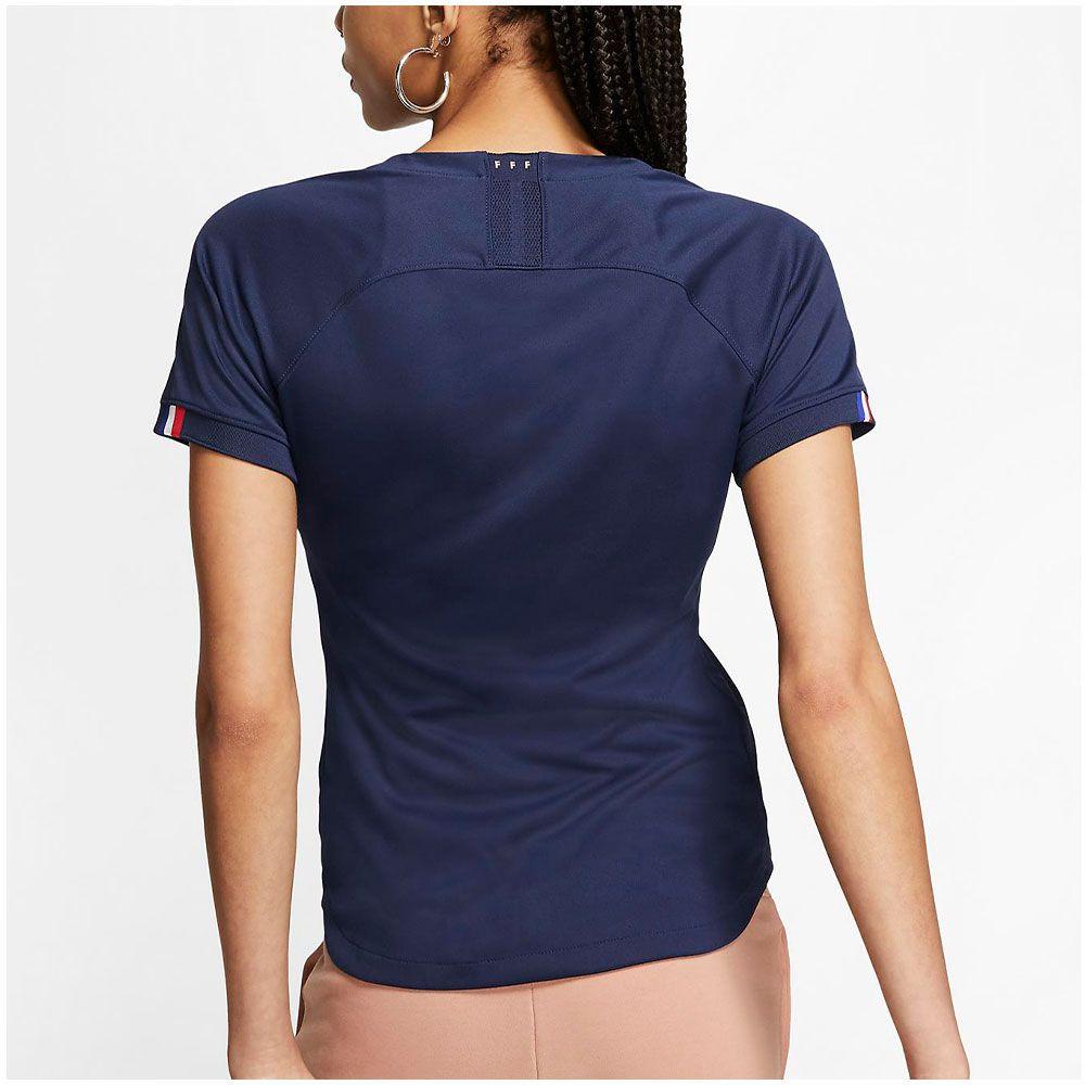 Camisa Nike França I 2019/20 Feminina