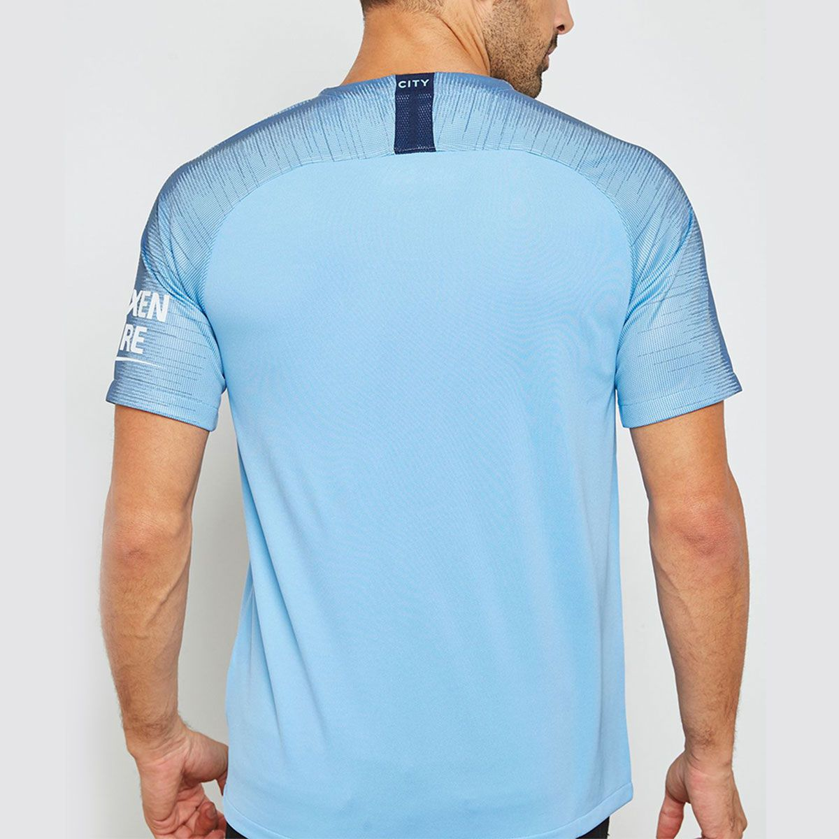 Camisa Manchester City Home Nike 2018