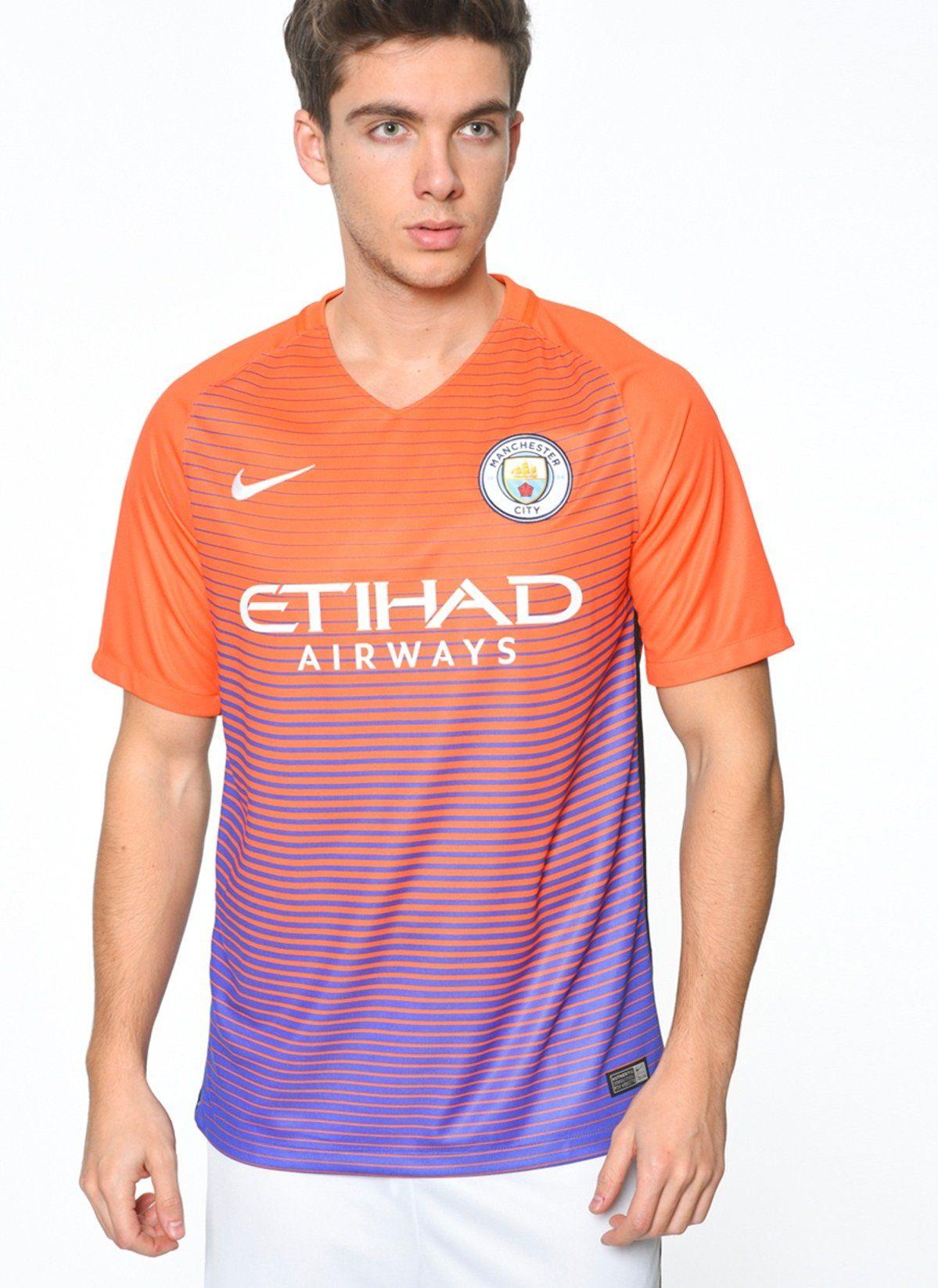 Camisa Manchester City III 2016/2017