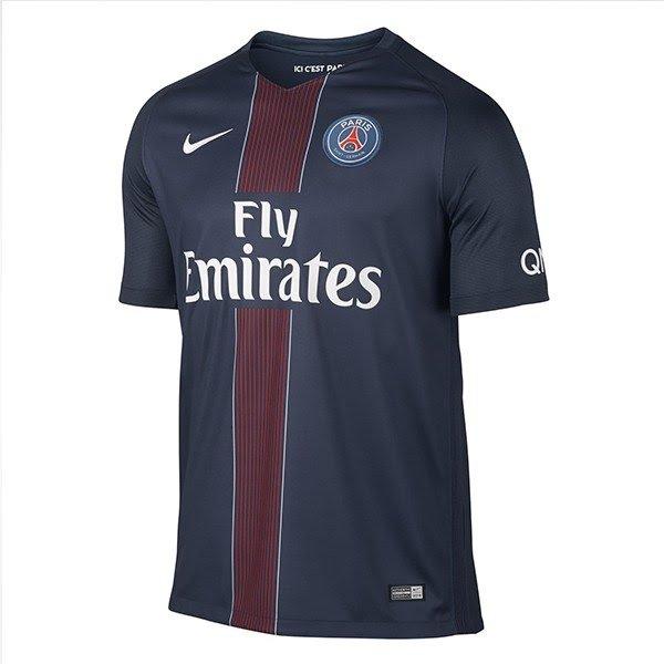 Camisa PSG I Home 2016/2017