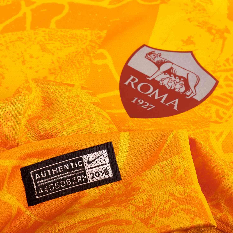 Camisa Roma Third Nike 2019