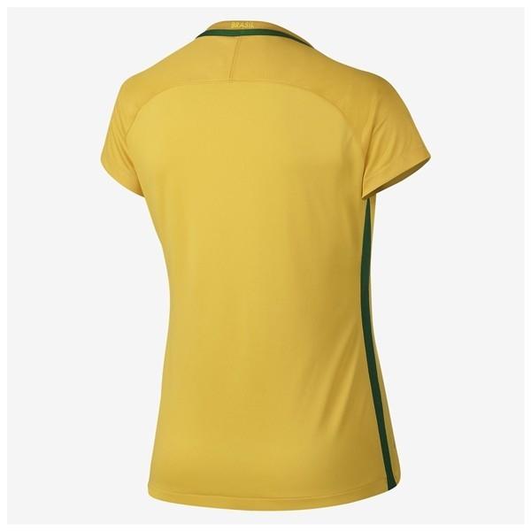 Camisa Seleção Brasileira I Home - Torcedor Feminina