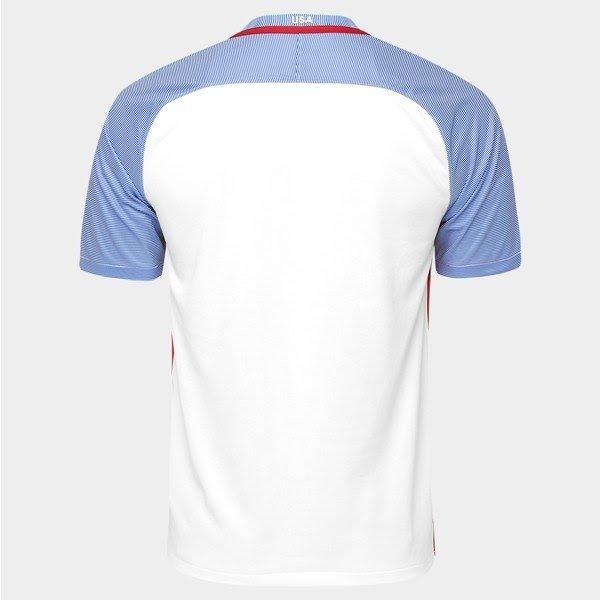 Camisa Estados Unidos Home Nike 2016
