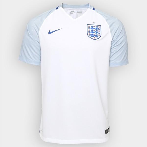 Camisa Seleção Inglaterra I Home 2016 S/Nº