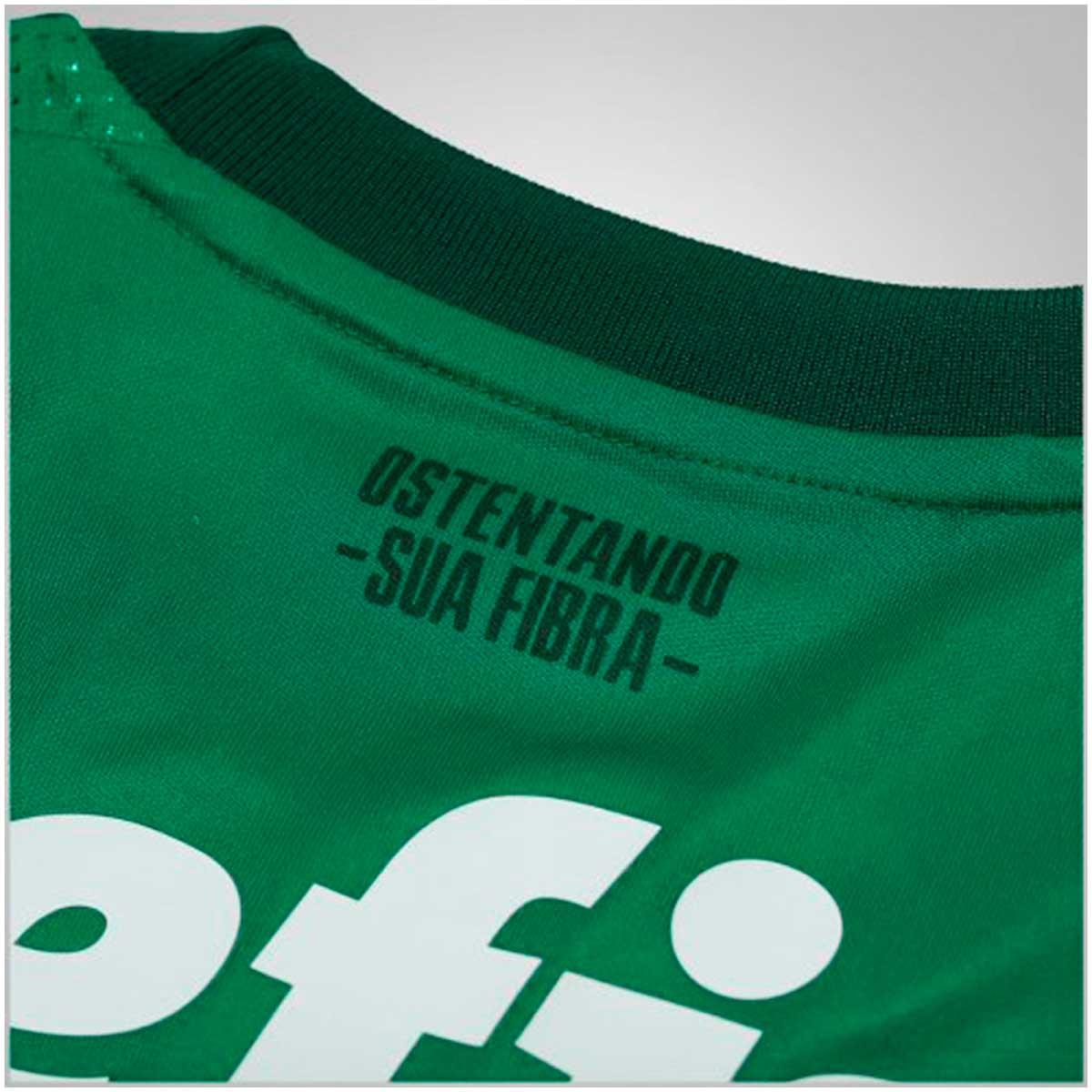 Camisa Palmeiras I Adidas 2017