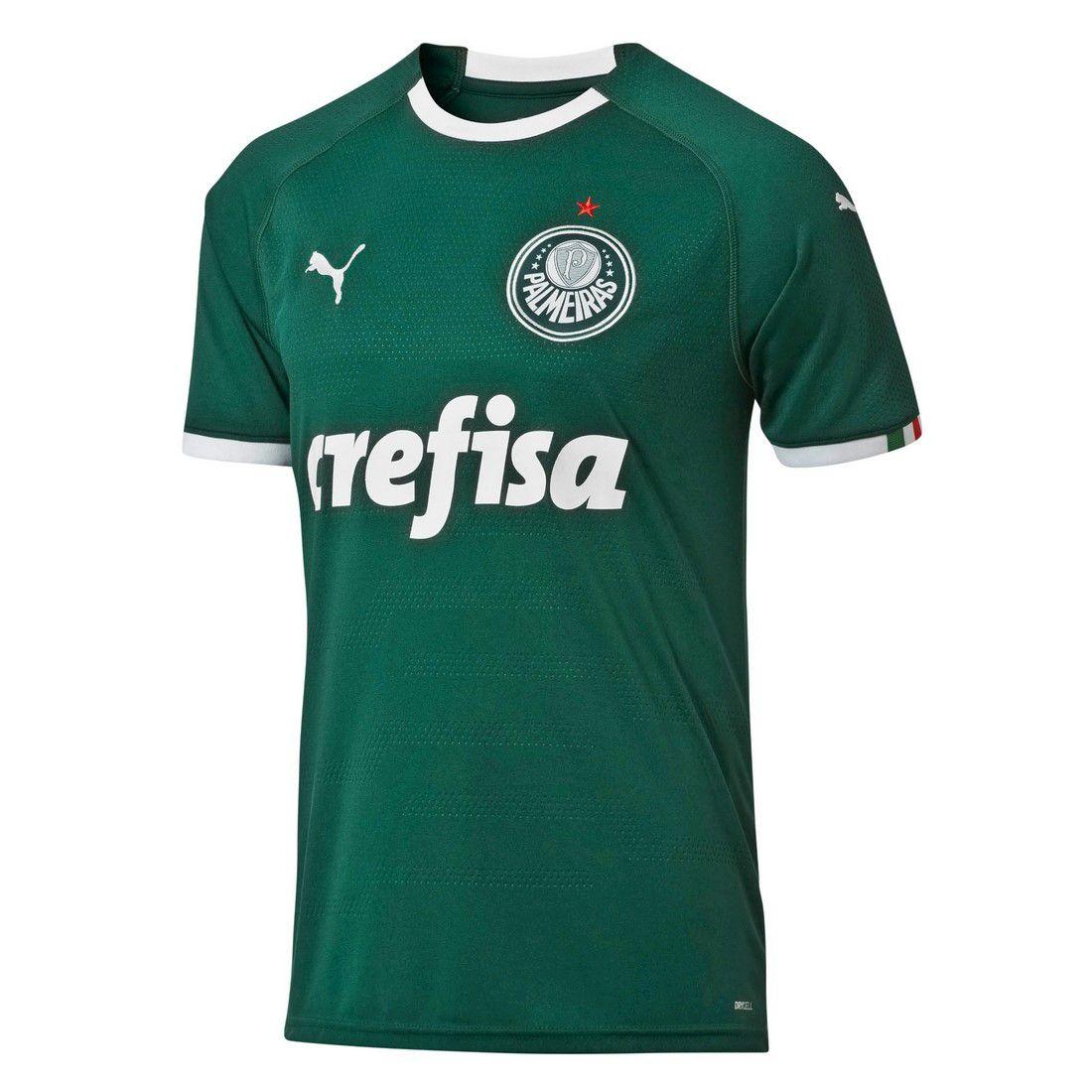 Camisa Palmeiras I Puma 2019-2020