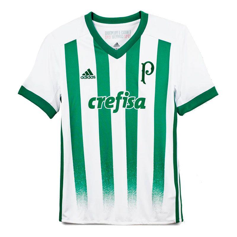 Camisa Palmeiras II Adidas 2017