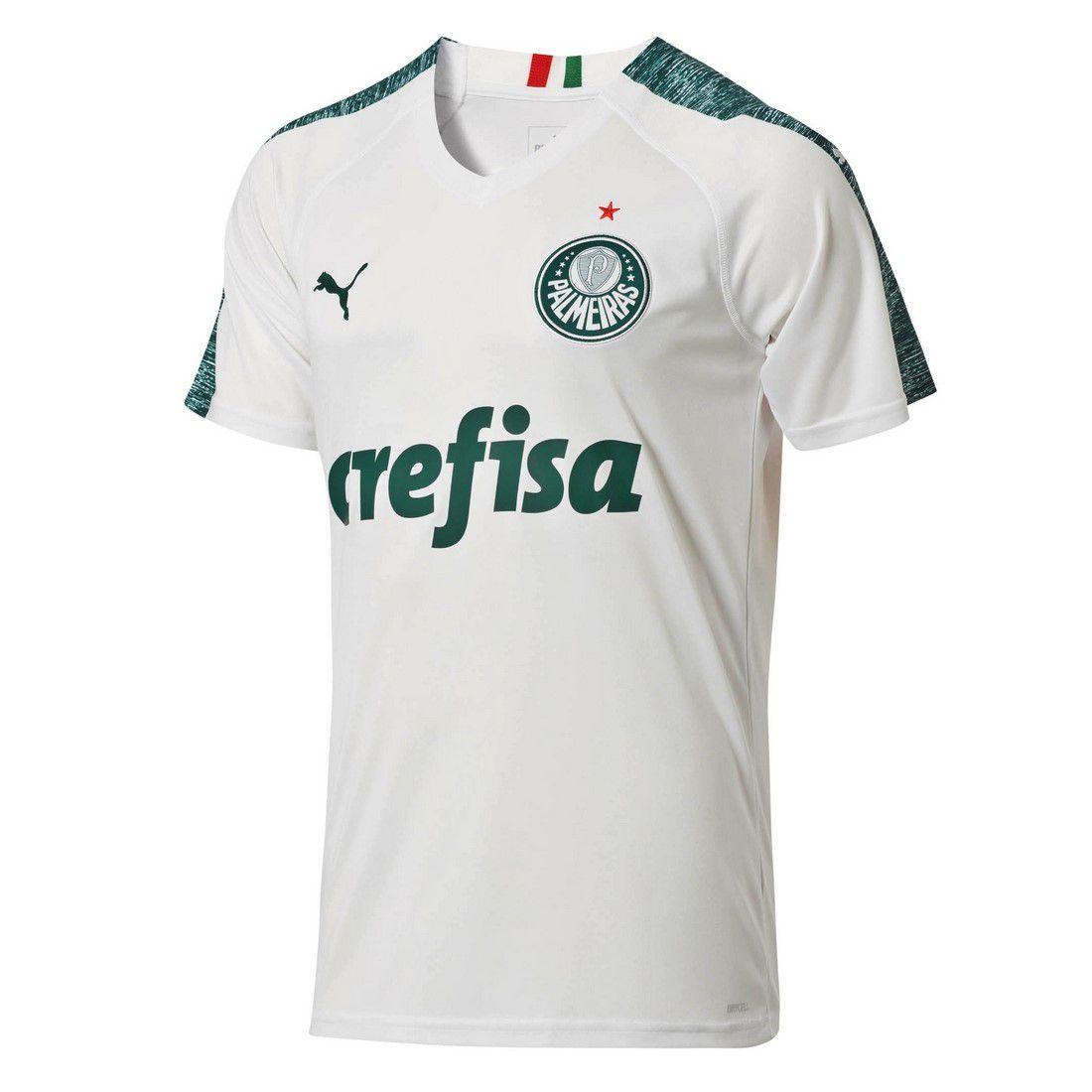 Camisa Palmeiras II Puma 2019