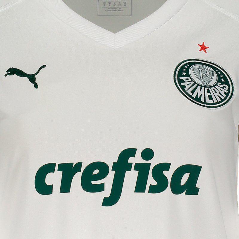 Camisa Palmeiras II Puma 2019 Feminina