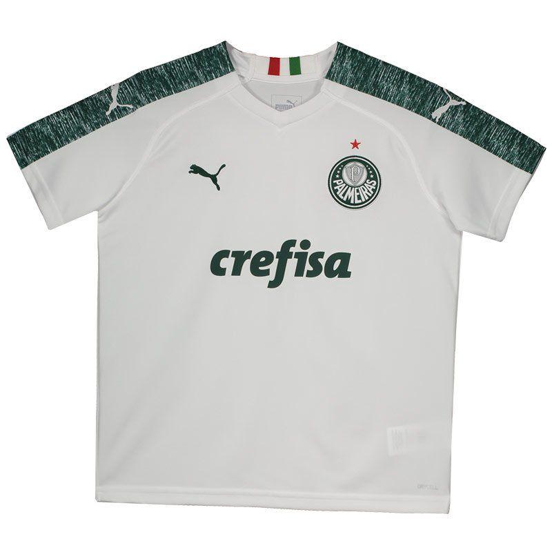 Camisa Palmeiras II Puma 2019 Infantil