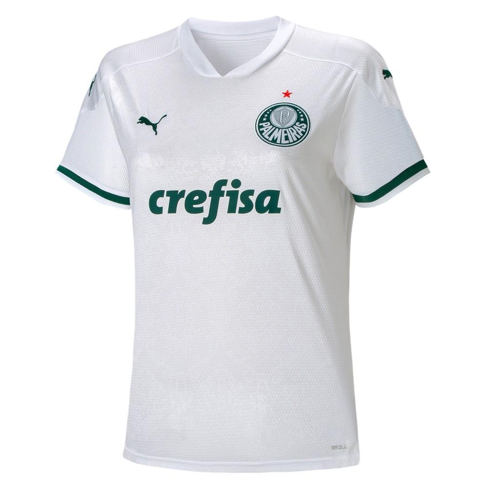 Camisa Palmeiras II Puma 2020-21 Feminina
