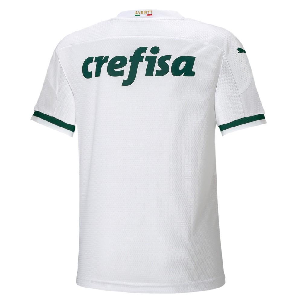 Camisa Palmeiras II Puma 2020-21 Infantil