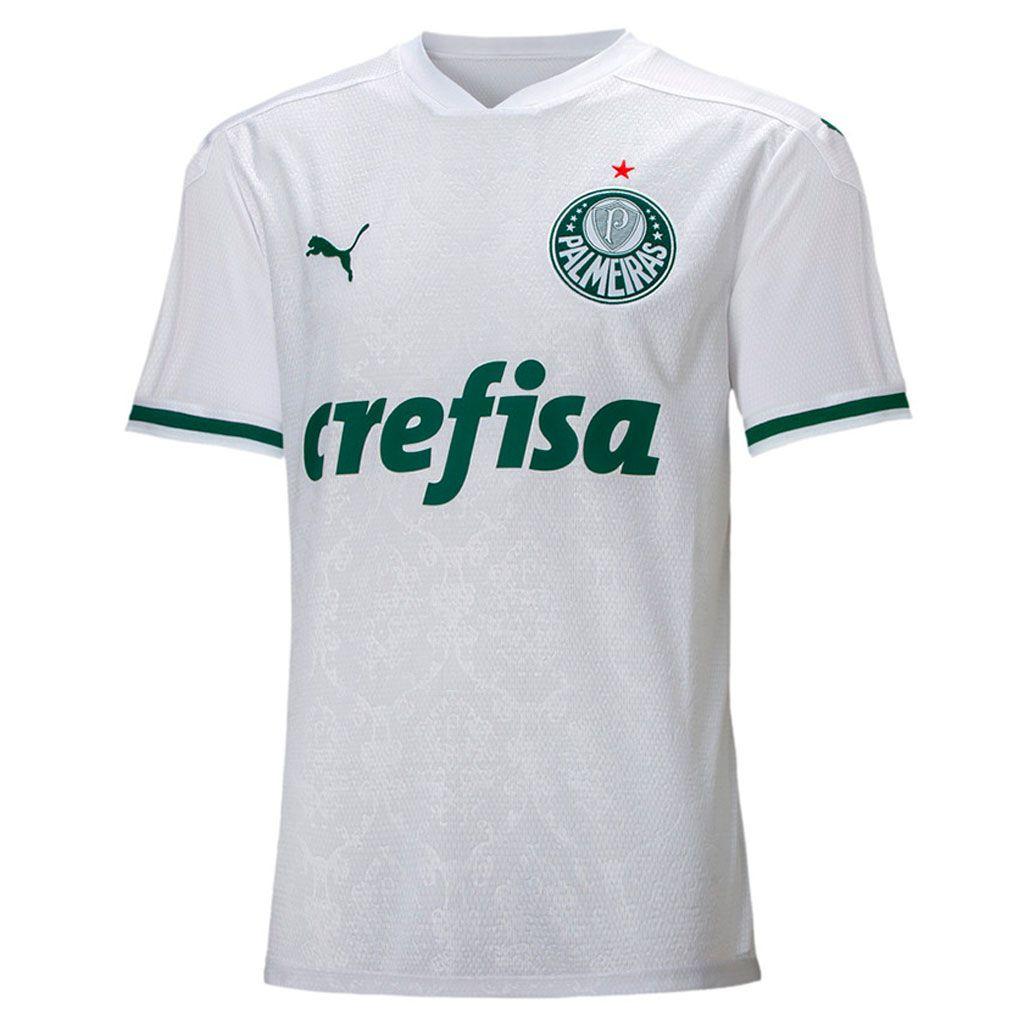 Camisa Palmeiras II Puma 2020-21