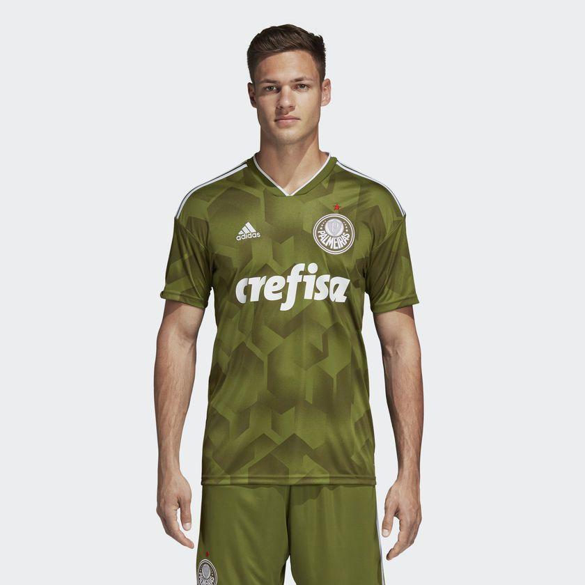 c0d1616e51 Camisa Palmeiras III 2018 Masculina