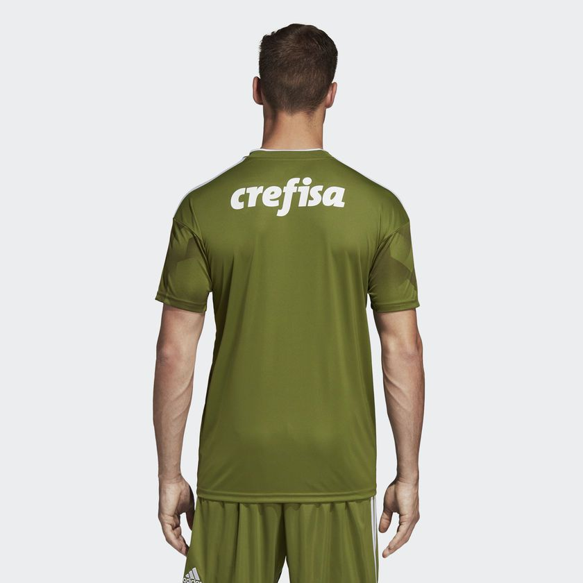Camisa Palmeiras III 2018 Masculina Verde