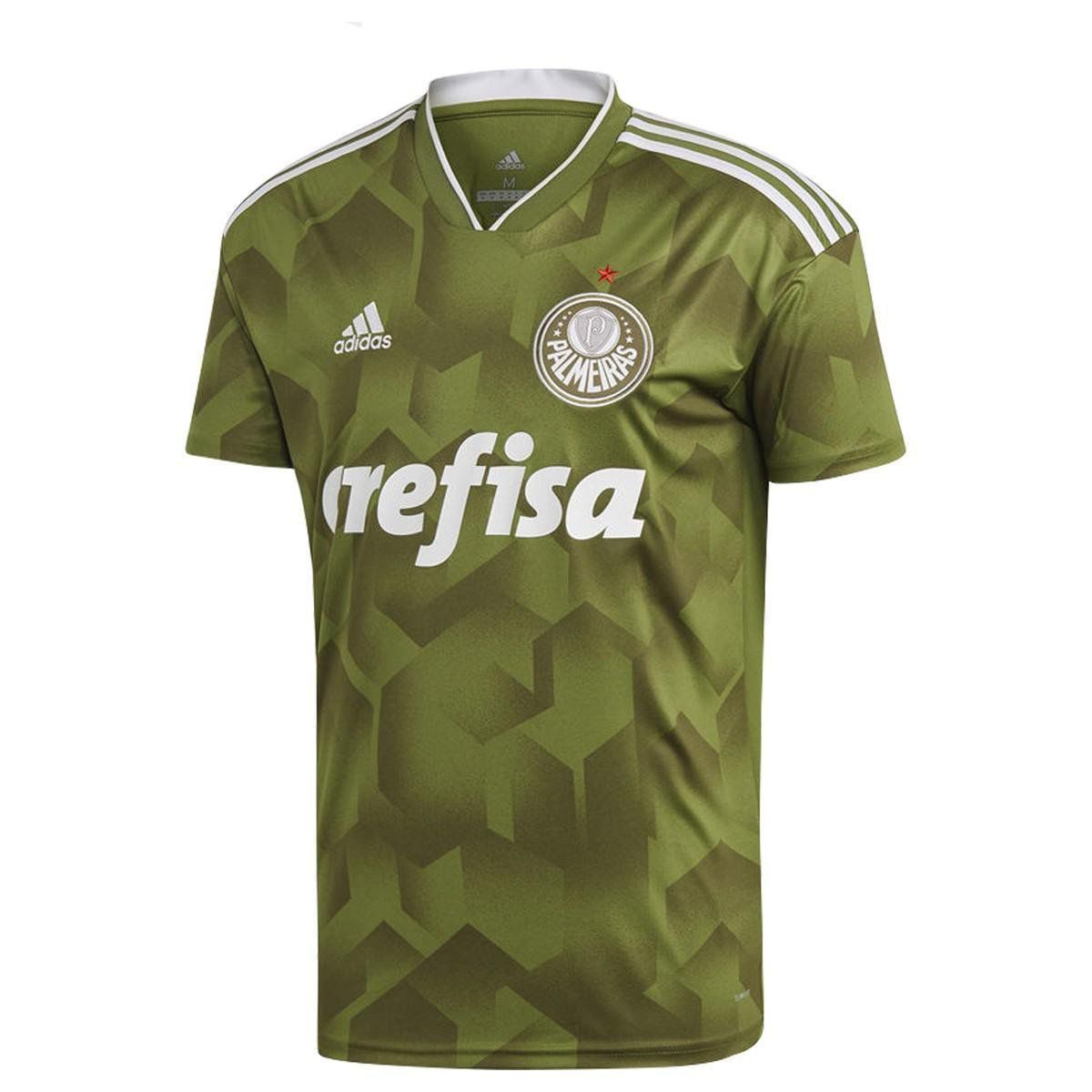 Camisa Palmeiras III Adidas 2018